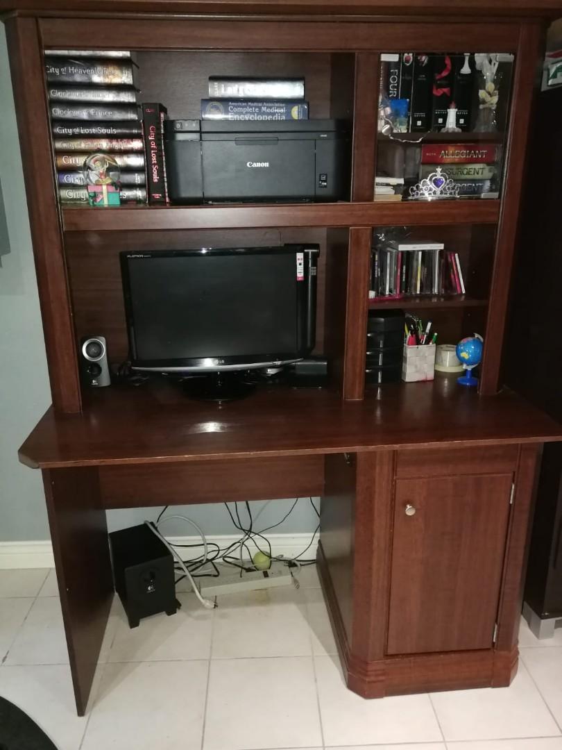 Hard Wood Desk