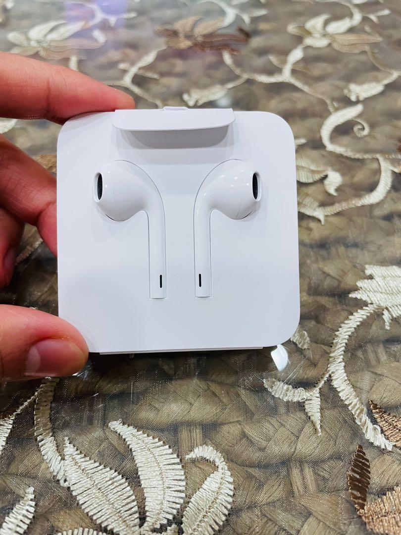 iPhone 蘋果原廠有線耳機