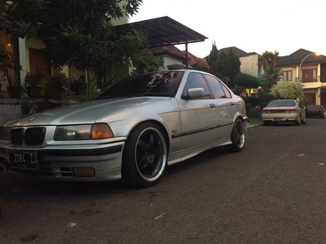 Jual Santai BMW 318i / E36