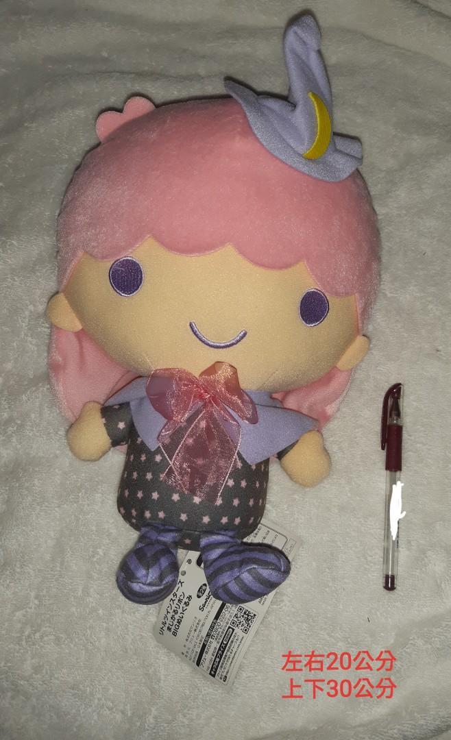 雙子星kikilala娃娃玩偶