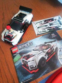 Lego speed 76896