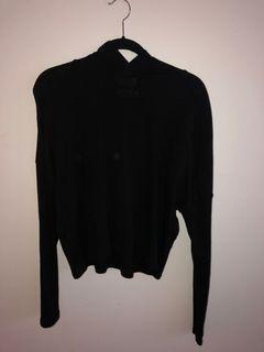 Merino Long Sleeve Hooded Top