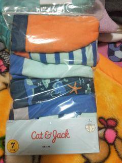 New cat and jack underwear