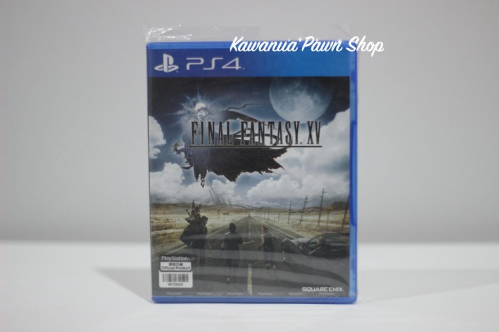 PS 4 - Final Fantasy XV - Original Day 1 Edition Signature