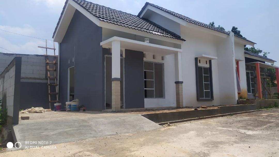 Rumah Cluster Murah Dekat Akses Tol BI CHECKING dibantu di Setu Bekasi