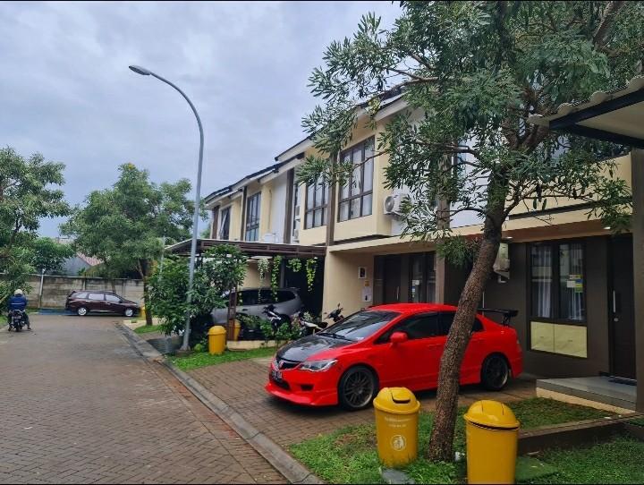 Rumah disewakan - Padma Residence Graha Raya Bintaro - Tangsel