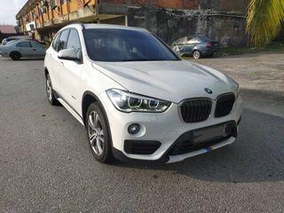 SAMBUNG BAYAR BMW X1