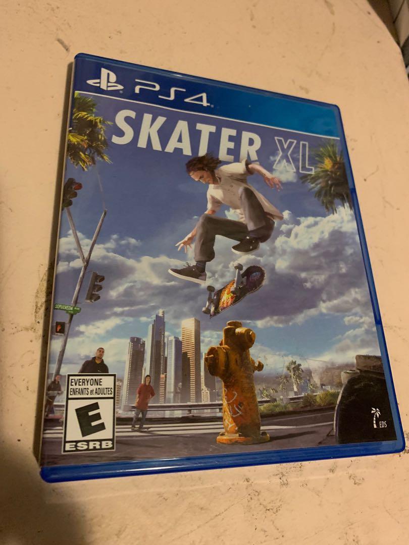 Skater Xl PS4 $30