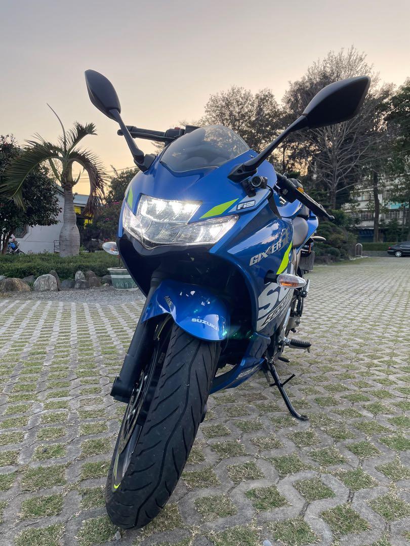 Suzuki Gixxer SF250