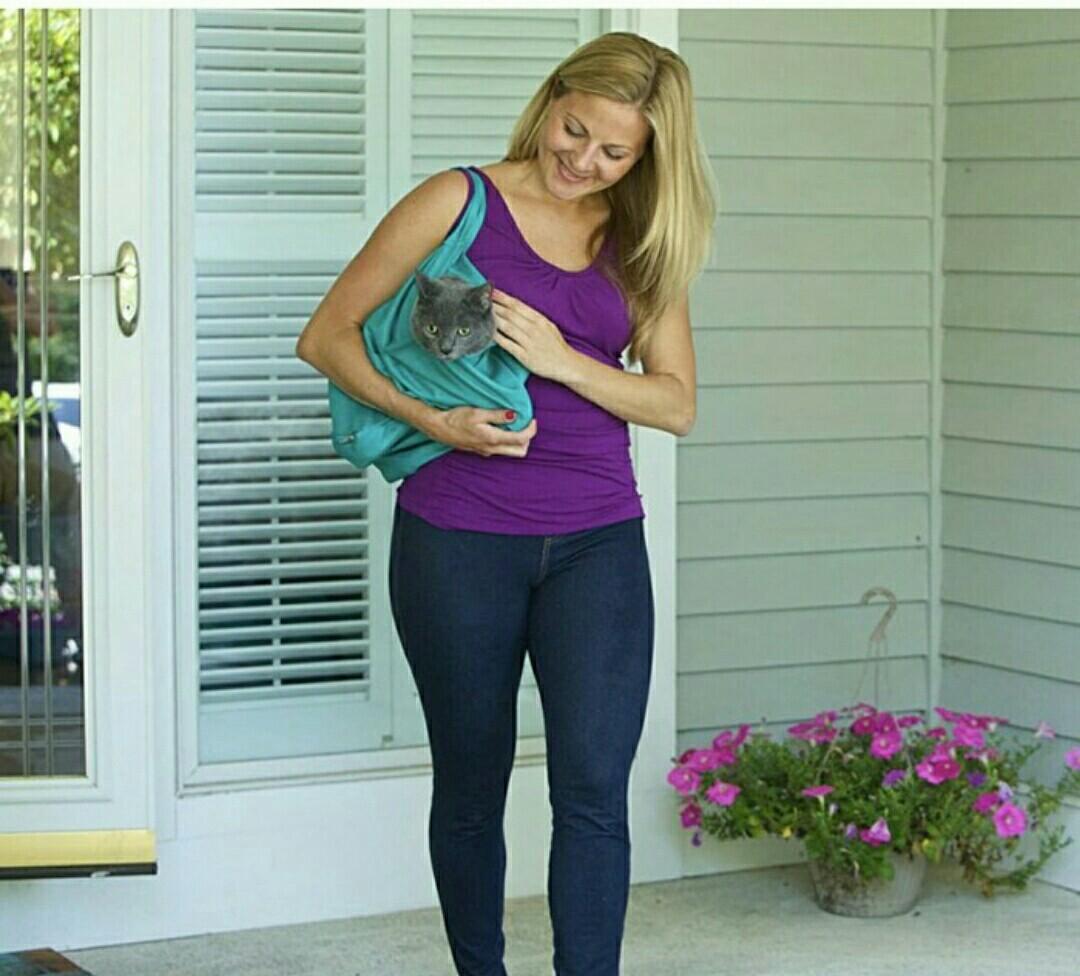 Terlaris Tas Membawa Hewan Pet Carrier Bag
