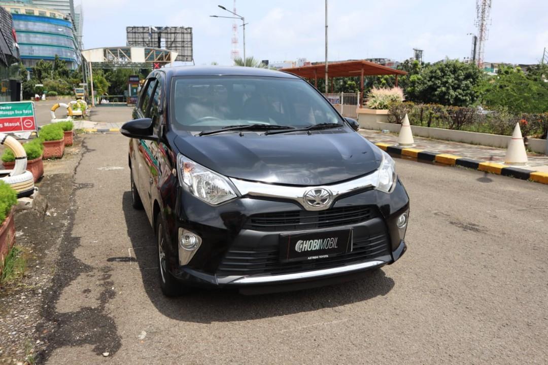 Toyota Calya Metik 2019