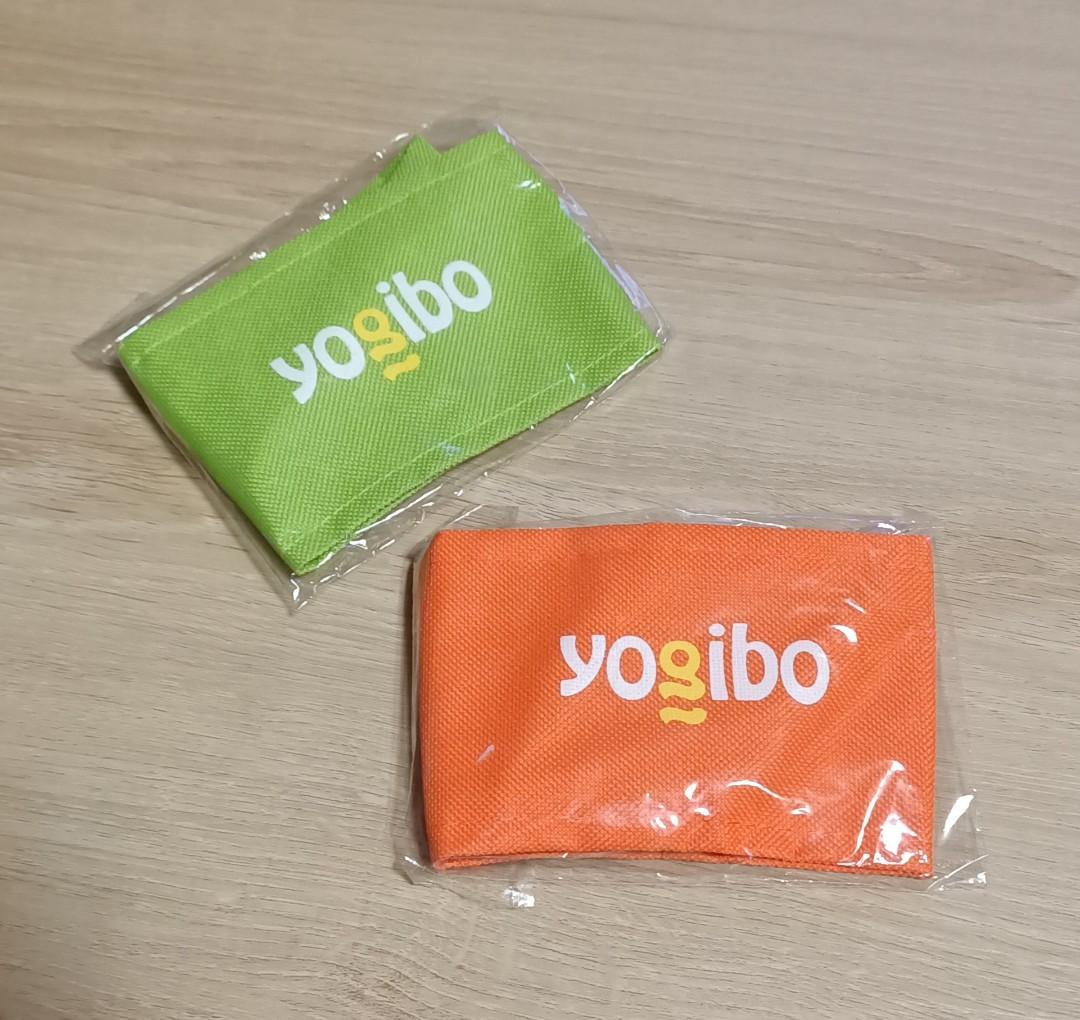 Yogibo 環保杯提袋