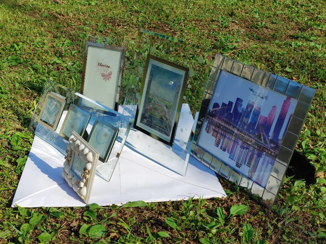 各式相框,一個$90,同時購買2個$160