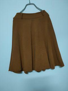 ●最後出清●薄軟麂皮短裙