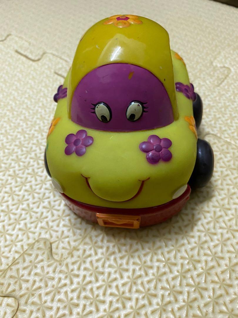 B.Toys寶寶迴力車