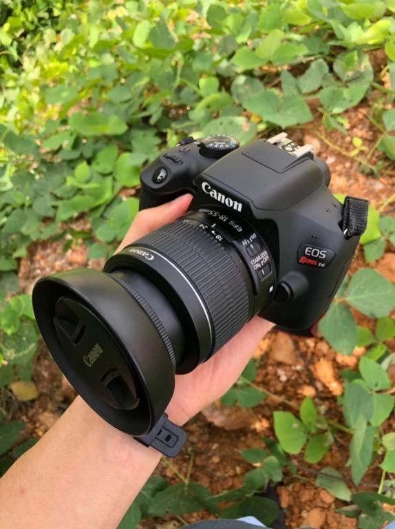 Canon T6 Rebel Like New No Box