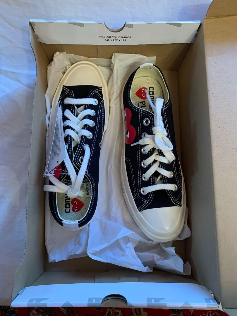 Comme des Garçons Play - CONVERSE X CDG PLAY Chuck Taylor '70 Sneakers