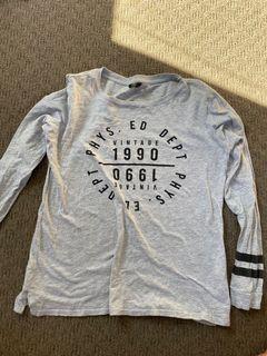 Factorie long sleeve shirt