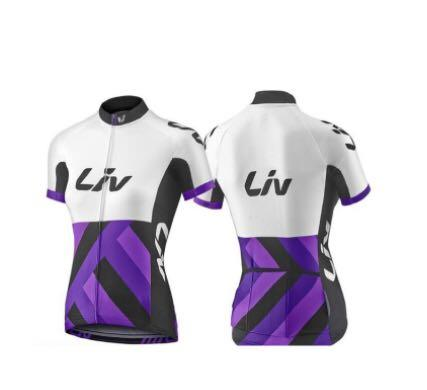Giant Liv race day jersey