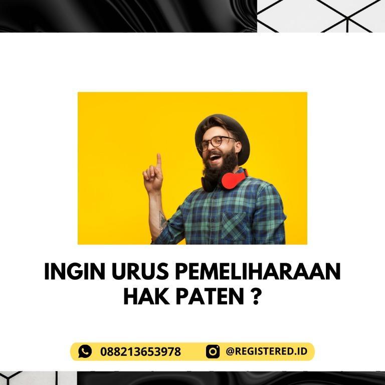 hak paten indonesia