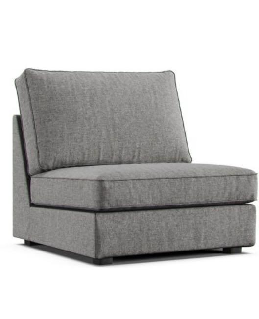 Ikea Sofa Bed Kivik Chaise Longues, Single Sofa Bed Chair Ikea