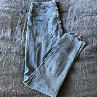 Levi's high rise jegging Jean
