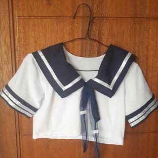 Lingerie seragam sekolah jepang