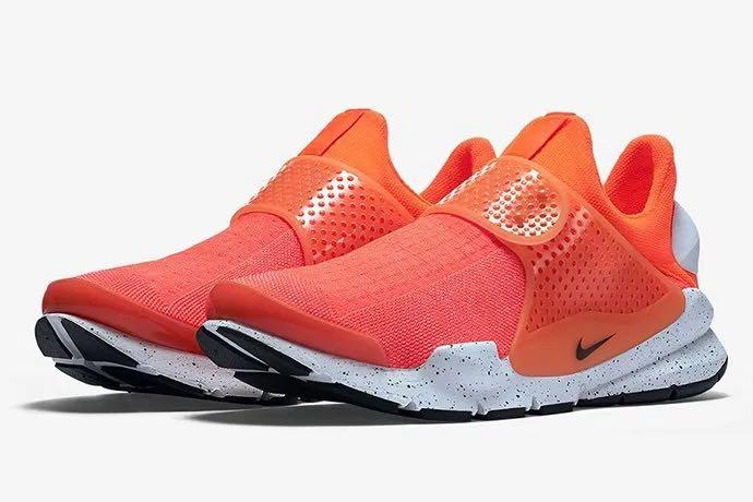Nike  Sock Dart  橘色 Total Crimson US9 27cm