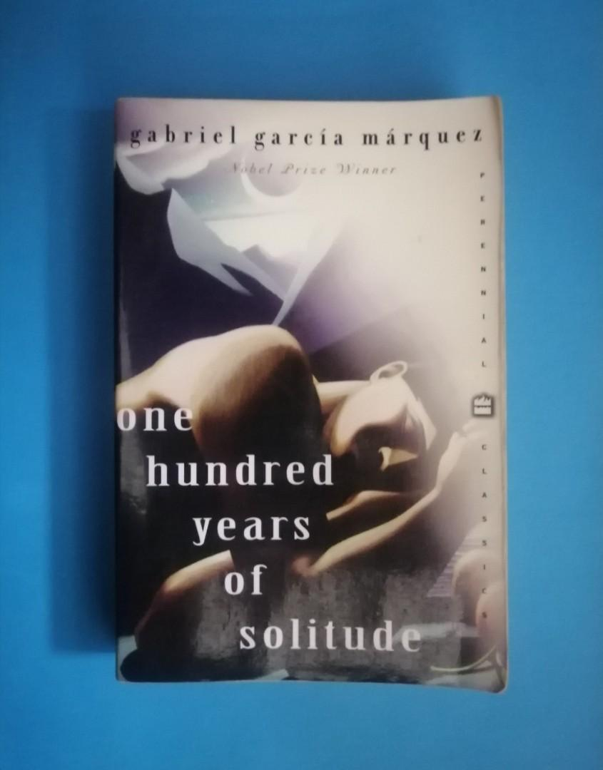 Onw Hundred Years Of Solitude book