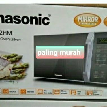 Panasonic microwave.  Baru.