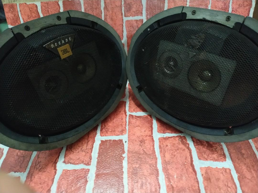 Speaker JBL DECADE T595 Made in USA
