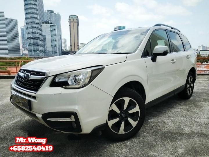 Subaru Forester 2.0 i L (Sunroof) Auto