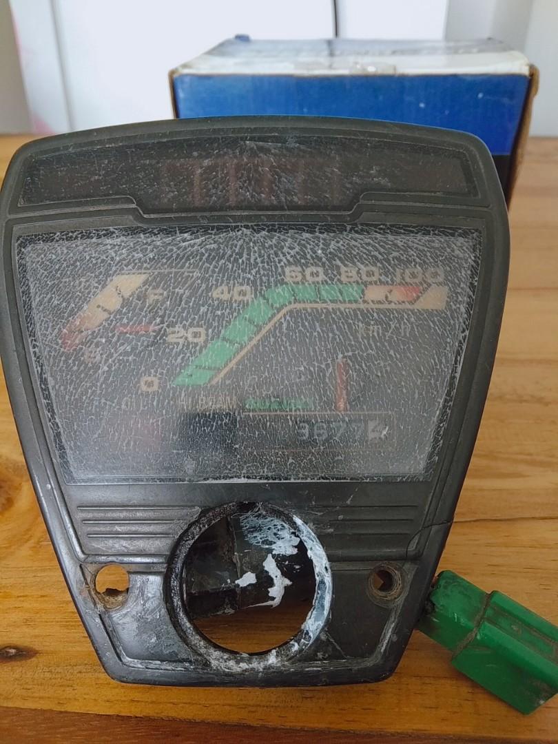 Suzuki RC 80 Speedometer