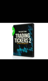 Trading Tickets 2, by Tim Grittany