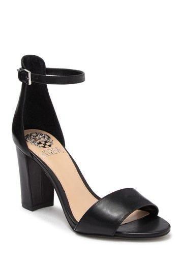 Vince Camuto Corlina ankle strap sandal heels