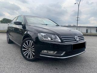 VOLKSWAGEN PASSAT 1.8 (A)TSI SPORT PADDLE SHIFT LEATHER SEAT TIPTOP CONDITION