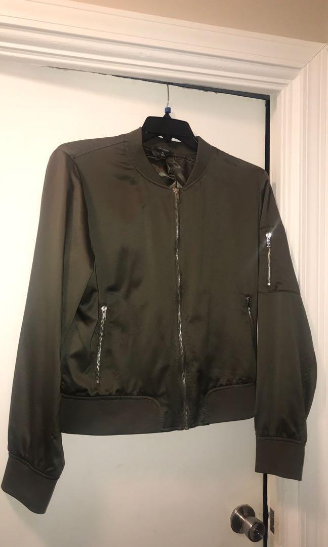XL Olive Jacket