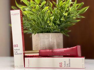 $12 CLARINS- Lip Velvet Corrector 03