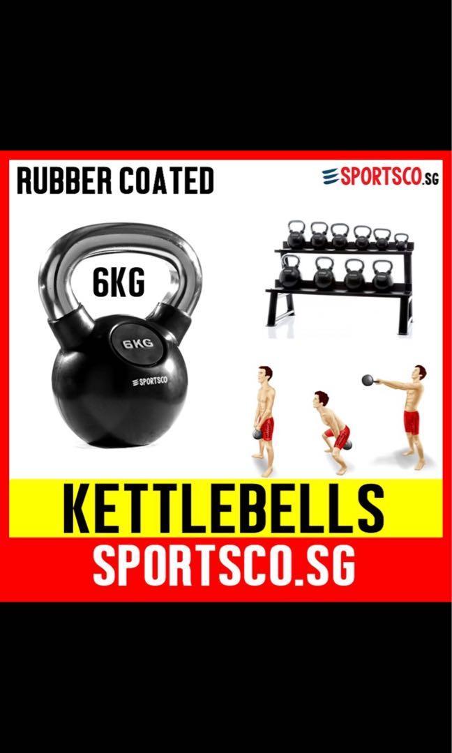 Kettlebell 6kg brand new boxed