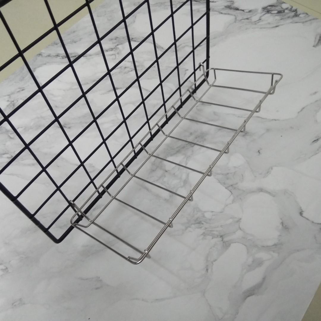 收納架 shelves package 黑色部分 only black part