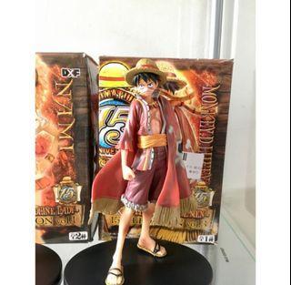 Action Figure Luffy   GRATIS Figure Kizuna AI + Poster 9 Bounty kru SHP S&K di Deskripsi!