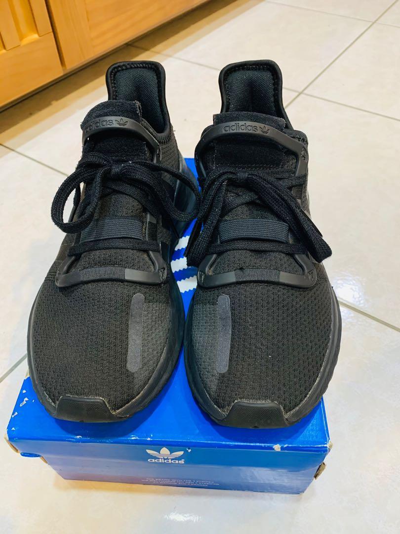 Adidas U-PATH RUN 全黑