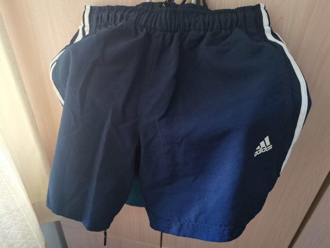 RUFIYO Mens Running Athletic Shorts Basketball Shorts with Zipper Pocket and Drawstring