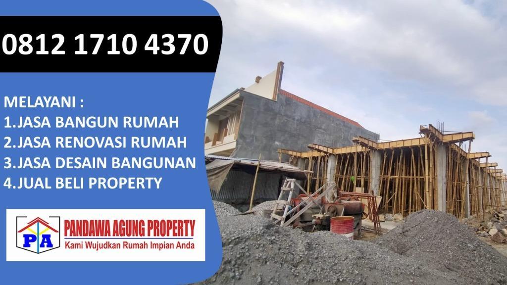 AMANAH   0812-1710-4370   Jasa Bangun Rumah Cepat di Nganjuk, PANDAWA AGUNG PROPERTY