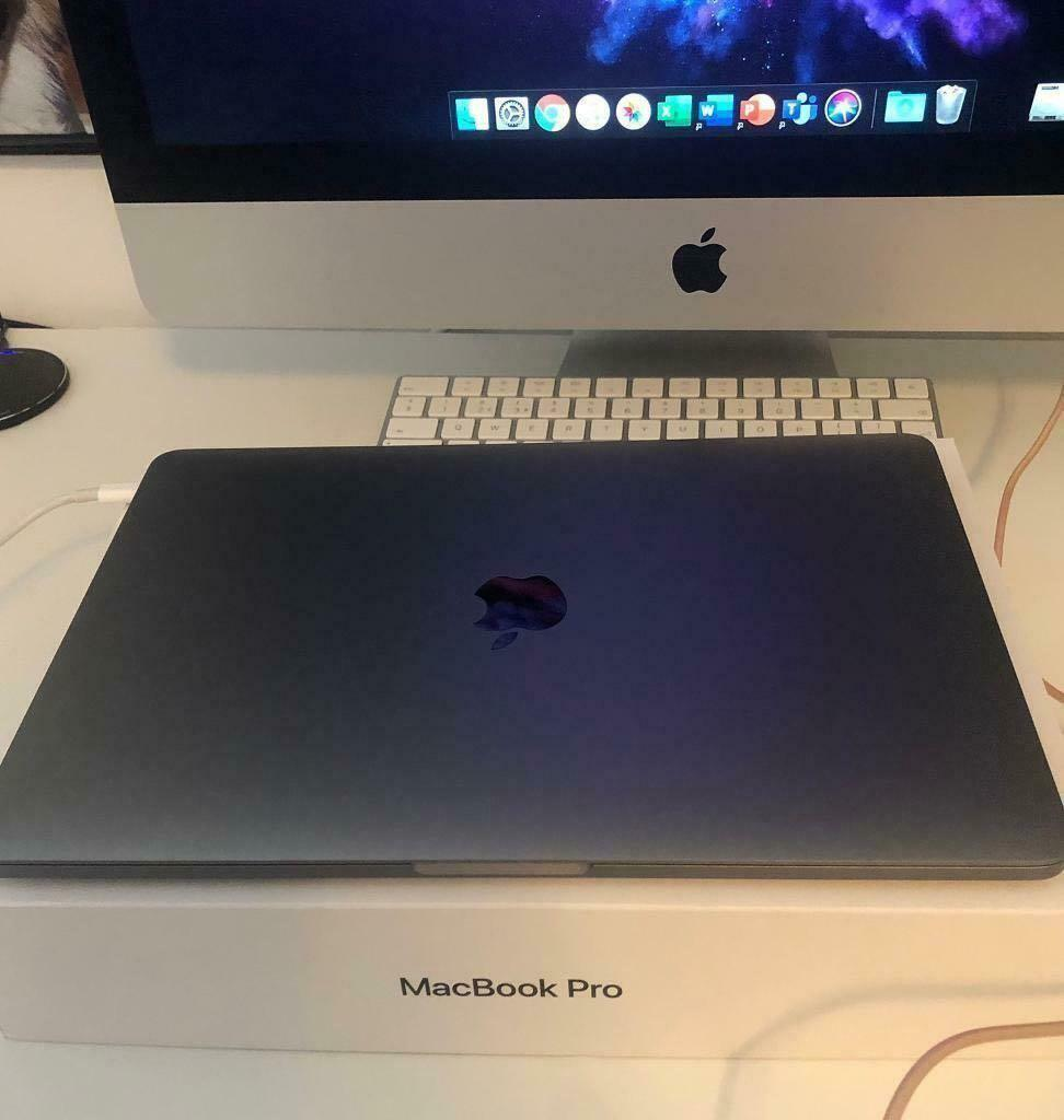 APPLE 太空灰 MacBook Pro 13 四核2.3G 256G 近全新 電池僅54 刷卡分期零利 無卡分期