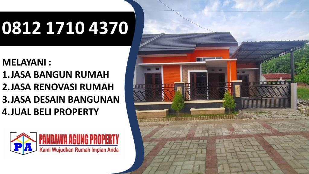 BERGARANSI | 0822-3480-2619 | Jasa Bangun Rumah Murah 2 Lantai di Blitar, PANDAWA AGUNG PROPERTY