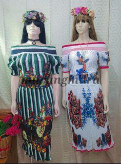 BKK Terno SET Top and Skirt