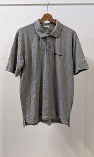 Champion Collar Tshirt