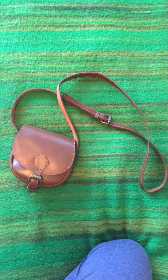 Cutest leather purse/handbag
