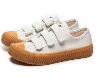 【Excelsior】韓國餅乾鞋。ES_M6017VC_WG(經典焦糖魔鬼氈)23.5~24cm